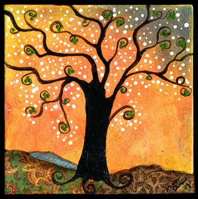 Funky-spring-tree