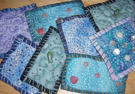 Fabric-pillows