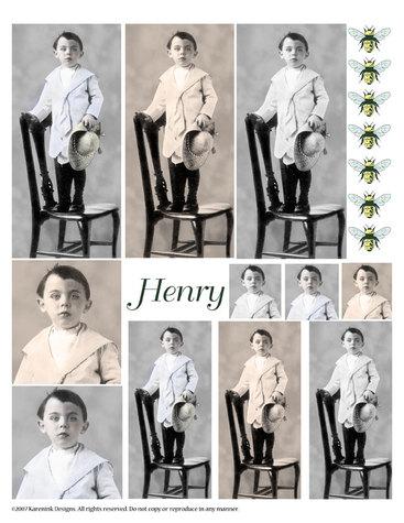 Henrysheet